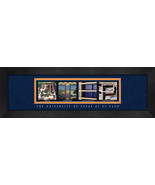 University of Texas at El Paso Officially Licensed Framed Campus Letter Art - $39.95