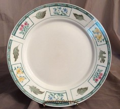 """Majesticware by Oneida Stoneware Chelsea Squares Dinner Plate 10.5"""" Discontinued - $7.91"""