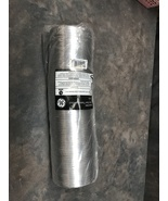 "NEW! GE Flexible Metal Clothes Dryer Transition Duct Assembly 8'x4"" WX08... - $15.00"