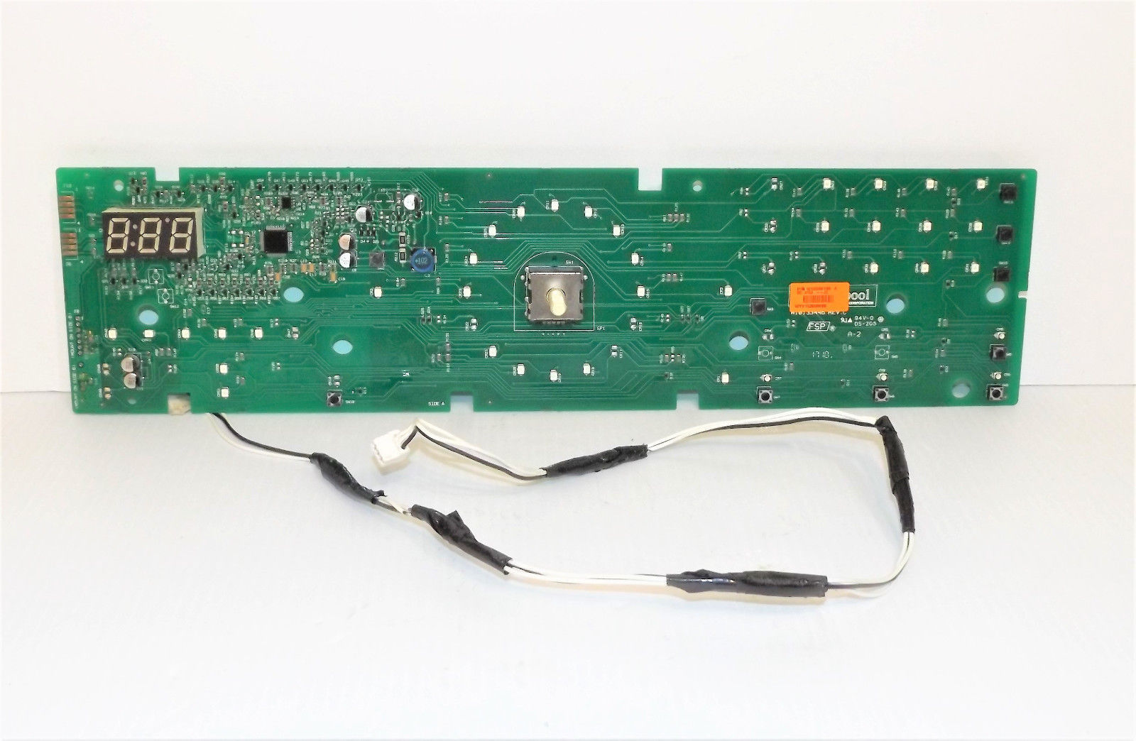 Primary image for Maytag Bravos Washer : User Interface Board (W10260186) {P3227}