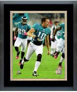 Josh Scobee 2010 Jacksonville Jaguars - 11x14 Matted/Framed Photo - $43.55