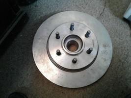 AUTOMOTIVE Rotor with Hub image 1