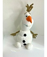 Disney Frozen plush Olaf Snowman 14 in Tall Stuffed Animal DolL Toy - $11.29