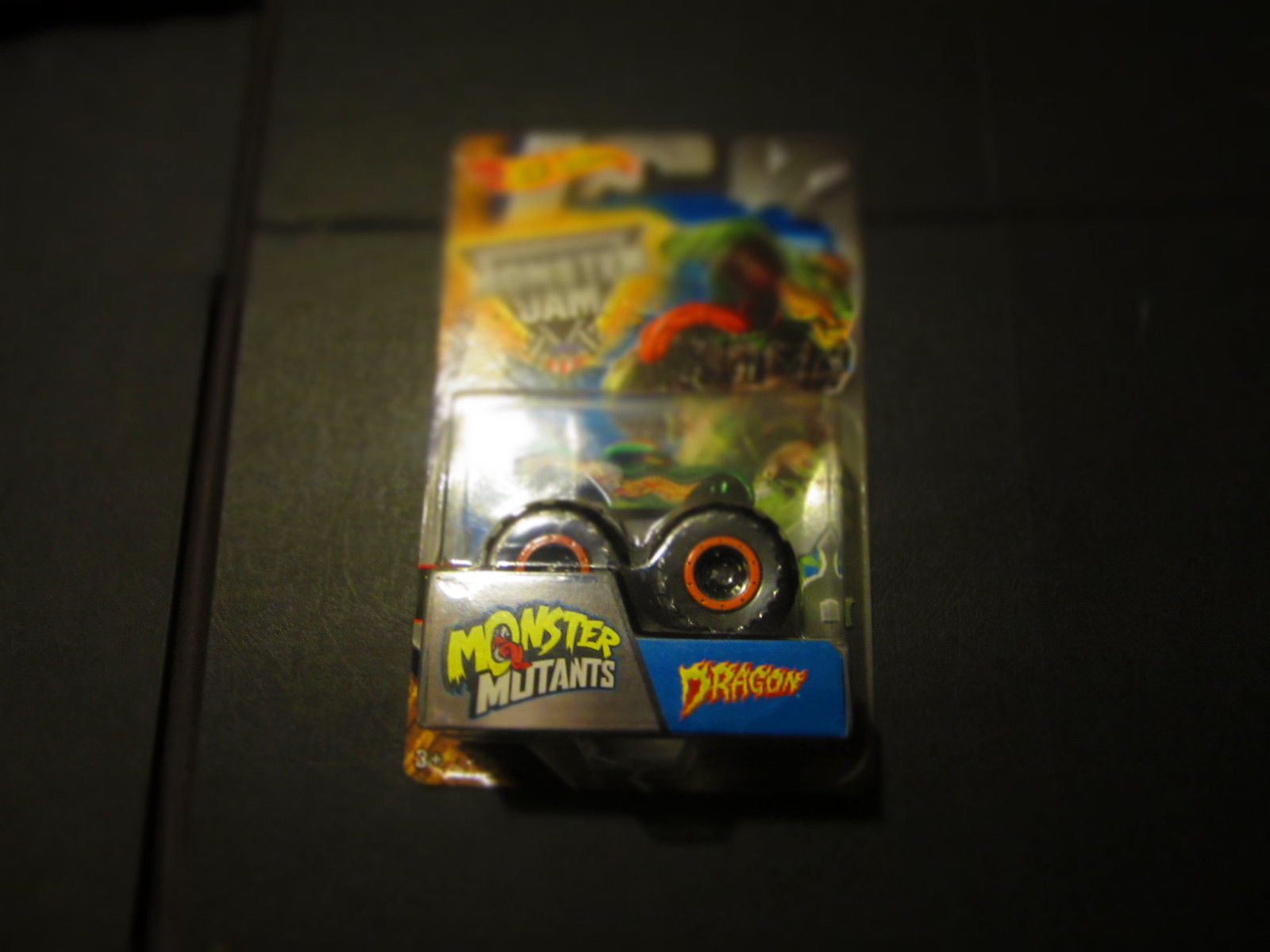 Monster Jam Monster Mutants Dragon Hot Wheels