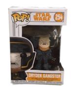 Funko Pop! Star Wars: Dryden Gangster Figure - $19.79
