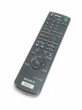 Oem Sony RMT-D109A Dvd DVPS33, DVP330, DVPS330D, DVPS330 Remote Control - $8.31