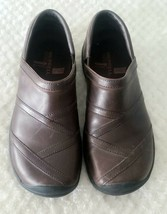 Women`s 8.5 Merrell Brown Slides, Clogs, Mules,Shoes Comfort, QForm Air ... - $31.19
