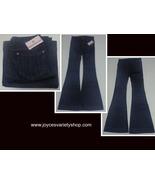 Hollywood Million Denim Girl's Jeans Mary Mary SZ 26 Blue NWT Flare - $17.99