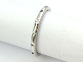 Authentic Pandora Sterling Silver Droplets Ring Sz 5, 190945CZ-50 New - $48.44
