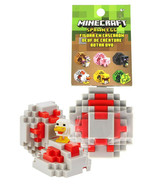 Minecraft Chicken Spawn Egg Mini Figure New in Package - $9.88