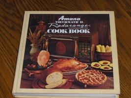 Amana Touchmatic 11 Radarange Microwave Oven Cook Book - $19.97
