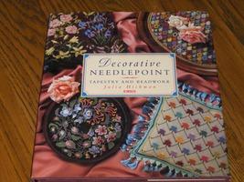 Decorative Needlepoint  Tapestry And Beadwork Julia Hickman - $14.00