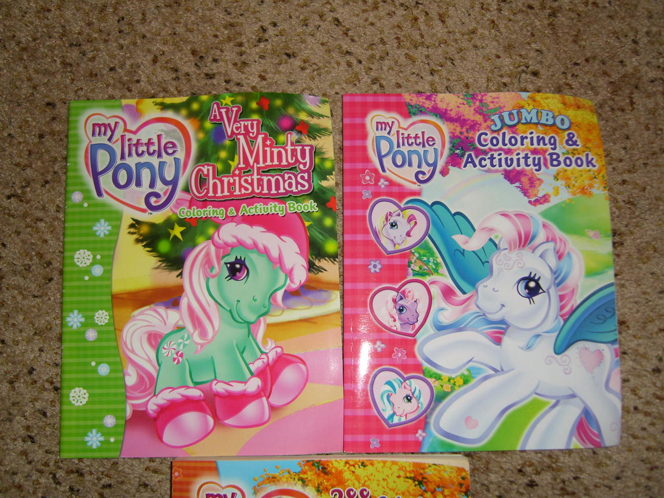 My Little Pony G3 coloring and activity book and 50 similar items