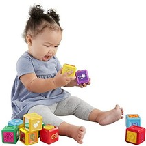 Fisher-Price Laugh & Learn First Words Number Blocks - $18.91
