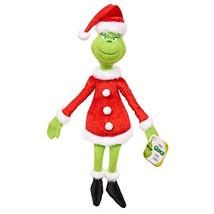 """Grinch 8"""" Beans Plush Santa Suit - $36.53"""