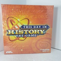 This Day in History The Board Game GDC 2011 Collectible Rare Boardgames ... - $26.11