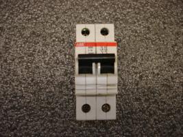 ABB Circuit Breaker 2P 10A - $18.00