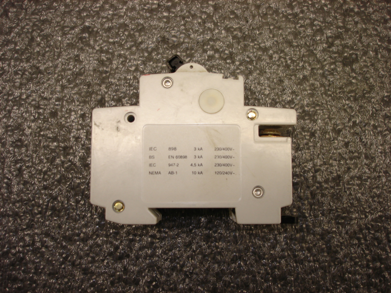 ABB Circuit Breaker 2P 10A
