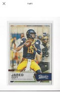 Jared Goff RC 2016 Panini Classics GLOSSY #262 ** 1st Overall 2016 Draft... - $4.99