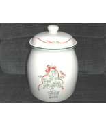 Callaway Christmas Cookie Jar Jay Imports - $24.97