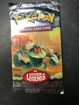Pokemon TCG EX Hidden Legends Booster Pack - $52.47