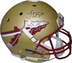 Jameis Winston signed Florida State Seminoles Full Size Authentic Replica Helmet - $308.95