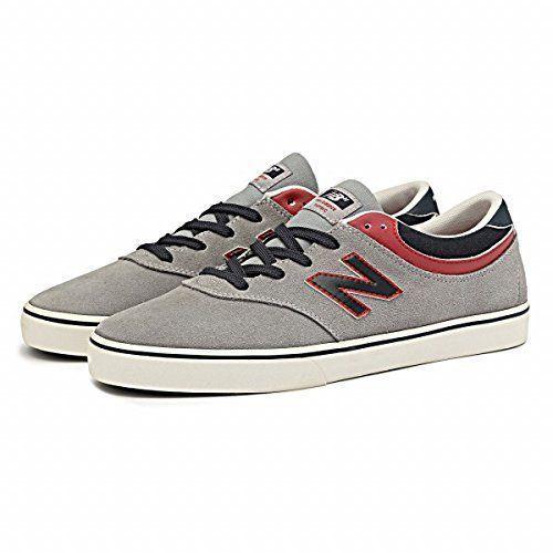 New Balance 254 Numeric NM254GRV Gray Men's Size 13