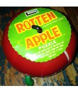 Rotten Apple Puzzle by Lakeside Vintage Brain T... - $48.99