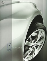 2010 Lexus IS 250 350 F C sales brochure catalog 10 US ISF - $10.00