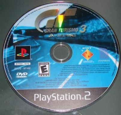 Primary image for Playstation 2 - GRAN TURISMO 3 A SPEC (Game Only)