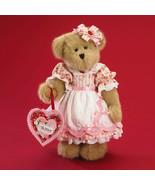 "Boyds Bears ""Victoria Luvington"" #4015950- 12"" Plush Bear- NWT-2011- Ret... - $49.99"