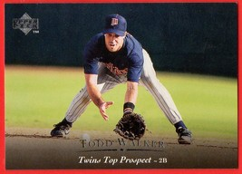 1995 Upper Deck #170 Todd Walker RC baseball card - $0.01