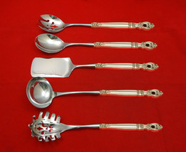 Monte Cristo by Towle Sterling Silver Hostess Set 5pc HHWS  Custom Made - $306.95