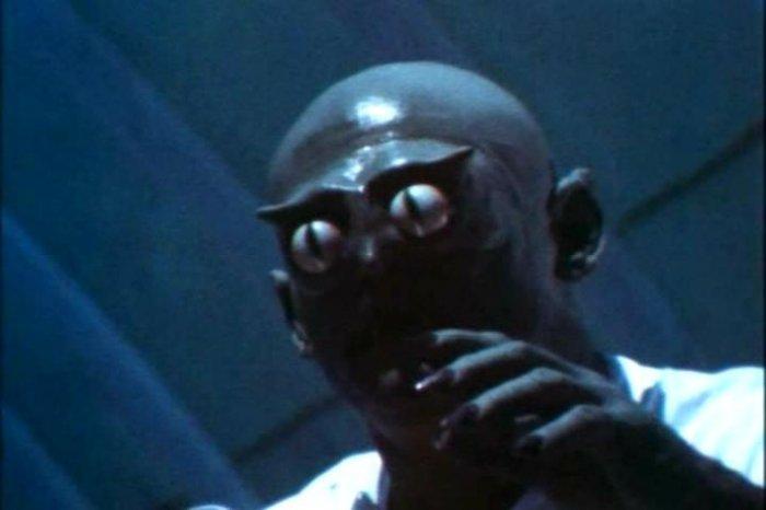 Curse Of The Swamp Creature 1966 DVD Larry Buchanan