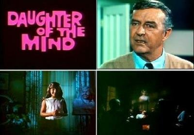 Daughter Of The Mind 1969 DVD