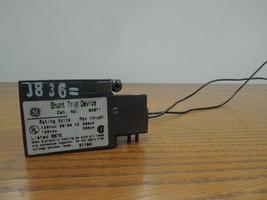GE SAST1 120VAC/125VDC Shunt Trip Device for RMS Spectra Breakers Used - $90.00