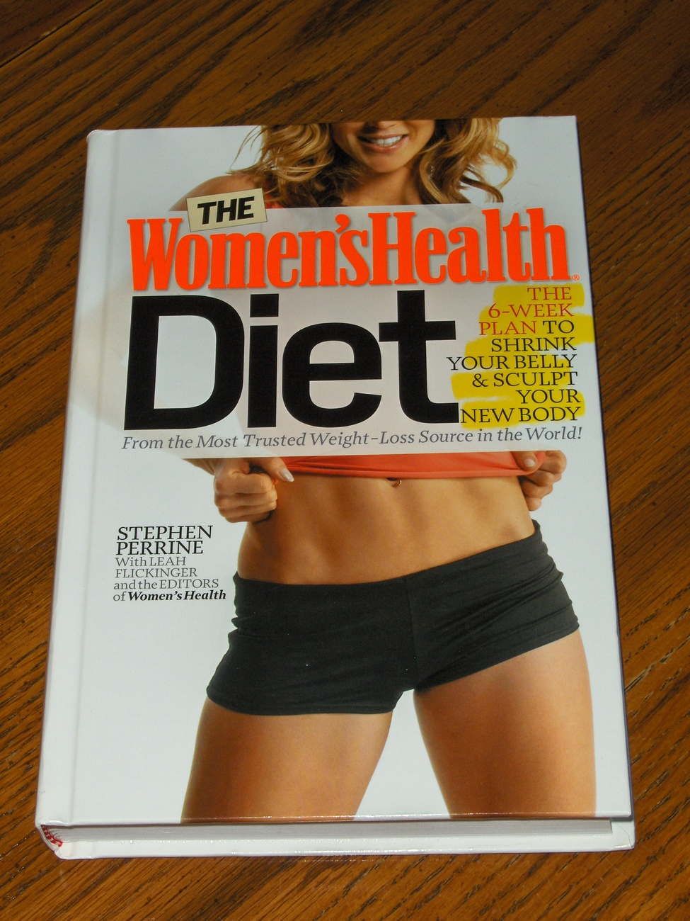 Primary image for The Womens Health Diet Stephen Perrine
