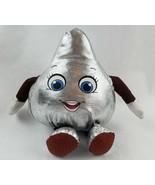 "Hersheys Kisses Female Kiss 9"" Plush Toy Doll The Petting Zoo Souvenir - $8.80"