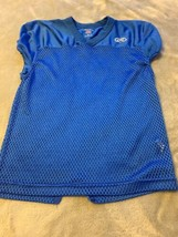 Youth Size Large Rawlings Solid Royal Blue Football Athletic Practice Je... - $14.00