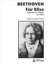 Fur Elise (Solo Part) - $4.99