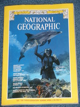 National GeographicMagazine - April 1979 - Vol. 155 - No. 4 - $13.00