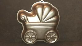 Wilton Cake Pan: Baby Carriage Stroller 2105-3319 - $12.00