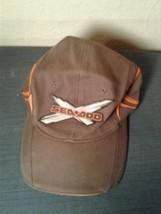 Brown Flex Fit L/XL Sea-Doo Hat Cap (hb8) - $18.69