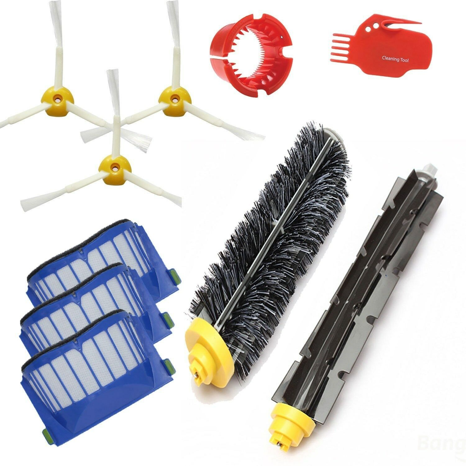Accessory for Irobot Roomba 600 610 620 650 Series Vacuum Cleaner Replacement...