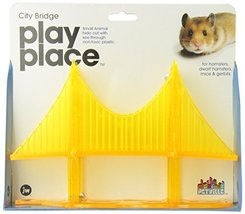 JW Pet Company Play Place City Bridge Small Animal Toy - $8.70