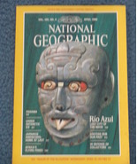 National Geographic Magazine - April 1986 - Vol. 169 - No. 4 - $8.50