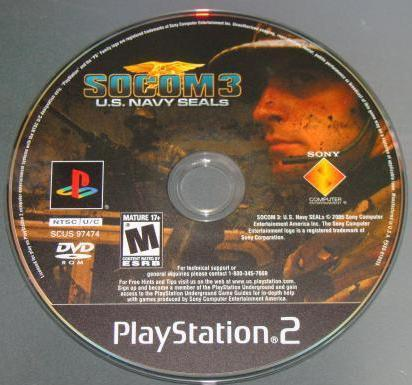 Primary image for Playstation 2 - SOCOM 3 U.S. NAVY SEALS (Game Only)