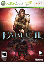 Fable II Xbox 360 X360  With Case - $8.53
