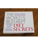 The Worlds Best Kept Diet Secrets  Diane Irons - $7.00