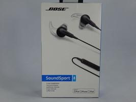 Bose SoundSport In-Ear Sports Headphones 3.5mm Jack for Apple Device 741776-0010 - $197.99